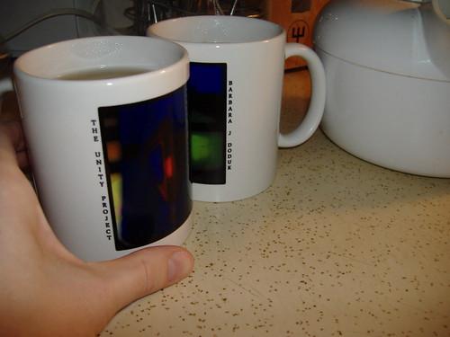 Unity Project Mug