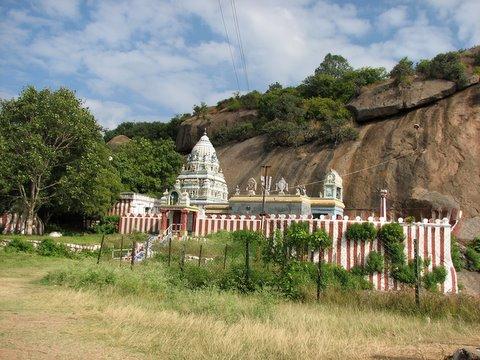 Ramagiri temple Ramnagaram