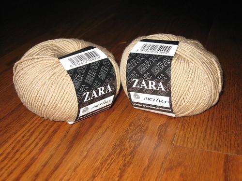 Zara - camel