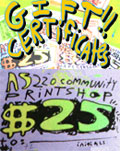 AS220 Printshop Gift Certificates