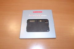 Secret Santa - Victorinox Swiss Card Quattro