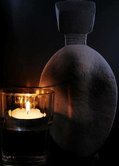 GIACOMETTI...mediTation.*. (giovdim) Tags: sculpture reading candle merci atelier giacometti giovdim marieleclairee