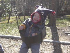 Love to swing!