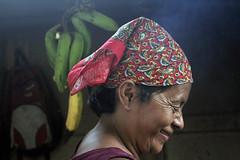 Doa Daisy (priscilla.mora) Tags: ro costarica fiesta mask devils roots mascara juego cultura reserva tradicion espaola indigena races diablitos boruca colonizacin