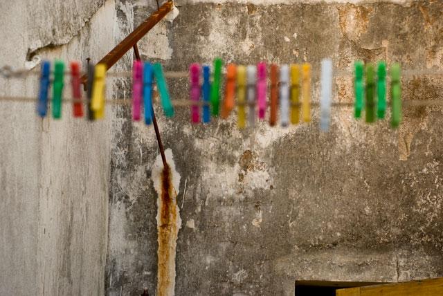 hanging #2