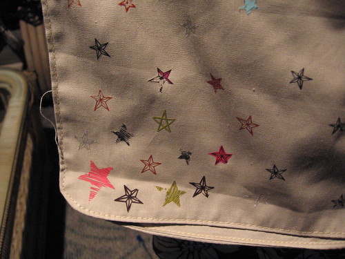 Close-up of bag