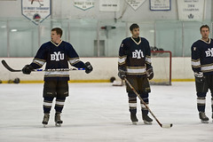 BYU Cougars (mark6mauno) Tags: hockey garden nikon university young lakewood nikkor brigham acha d3 cougars glacial byu 70200mmf28gvr 200708 glacialgarden nikond3