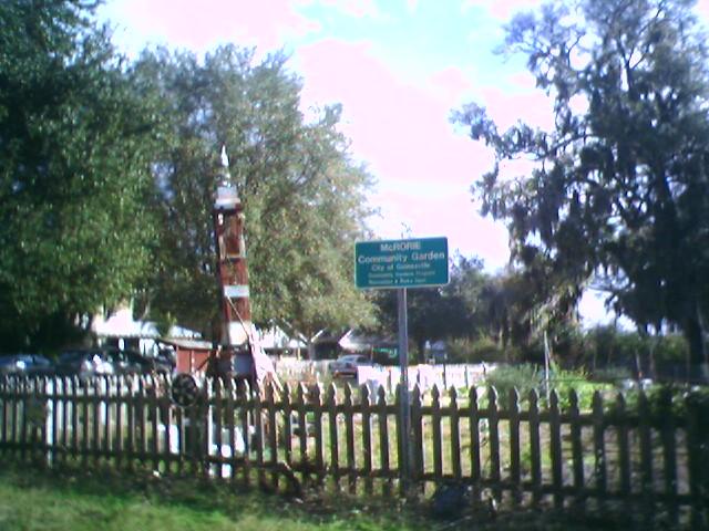 McRorie Community Garden
