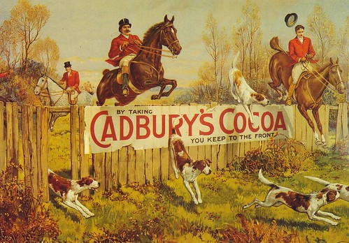 cadbury's Fox Hunt
