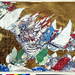 Jinpachi Mishima by manjigaka