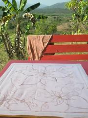 Batik #3 - Ready to paint