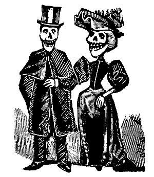 Coveiro e Esposa