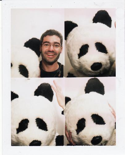 Leafar 2x2 Panda et moi
