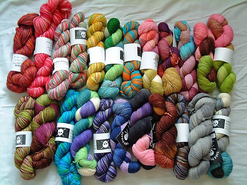 Yarn Pirate Stash