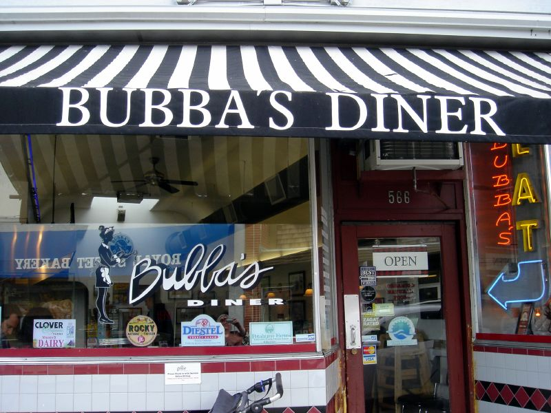Bubba's Diner