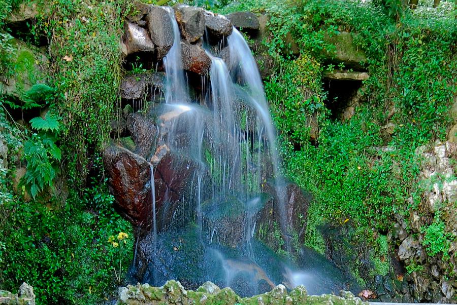 Sintra: Water Fall