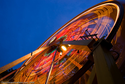 St. Paul's Carnival- DPS Night Photography Assignment