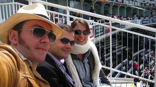 The Three Stooges at Lord's