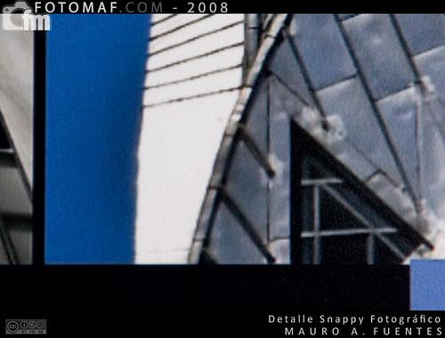 Detalle Snappy álbum Fotografico