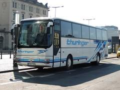 DSCN0214 Josef Thuringer Omnibusunternehmen e.K., Freyung FRG-C105 (Skillsbus) Tags: buses coaches czechrepublic germany thuringer man lionsstar
