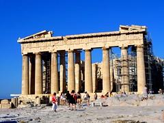 Parthenon (shatang) Tags: athens greece volos