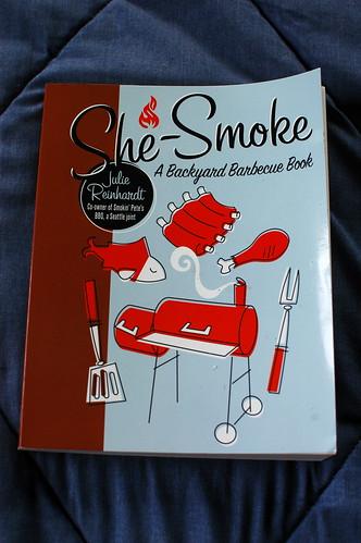 she smoke