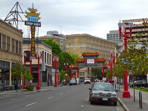 A Chinatown without the bustle just isn't the same