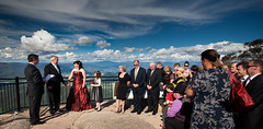 What a day for a Wedding (Kieran Campbell) Tags: wedding bright australia victoria lookout valley chalet mountbuffalo ovens porepunkah