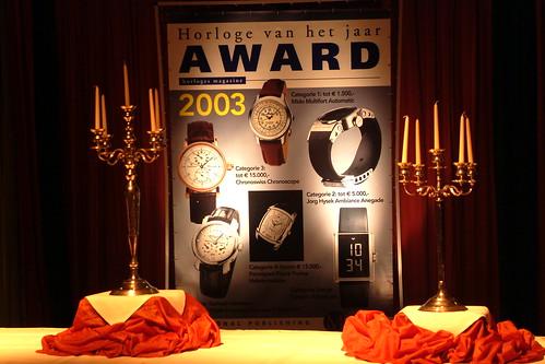 Horloge Gala