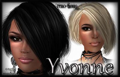 YVONNEHair