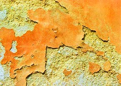 5000 years old world map (Anne*) Tags: urban abstract art wall architecture pared arte map decay surface geography crumble mur googleearth urbanism vieux carte 2007 fragment urbain crumbly abstrait geographie abim dgradation ecaille crumbliness royvbiv annedhuart
