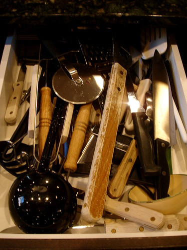 Knife drawer