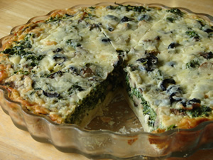 spinach_mushroom_olive_quiche