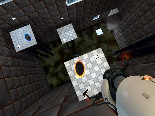 Screenshot del juego Portal