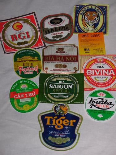 Bières du Vietnam