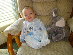 Ethan's 3 month