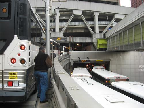 Port Authority Gridlock