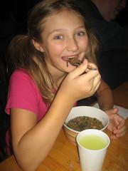 Preppy Soup - Girl 1 likes it