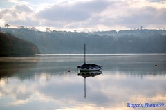 Early Morning On The River (Roger's Photos59) Tags: nature landscapes cornwall scenic soe blueribbonwinner naturescall amazingtalent mywinners theworldisbeautiful aplusphoto diamondclassphotographer onlythebestare treeofhonour rogersphotos59 absolutestunningscapes showmeyourqualitypixel