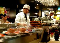 171107.hong kong.10 (micwin) Tags: fish sushi hongkong raw cook eat kowloon kaitenzushi concentrate runningsushi kanamizu