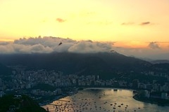 Sunset (iko) Tags: sunset rio brasil riodejaneiro 510fav bresil screensaver coucherdesoleil interestingness197 i500
