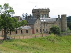 Lee Castle - Lanark Scotland