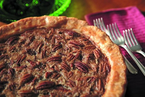 Vermont Maple Pecan Pie