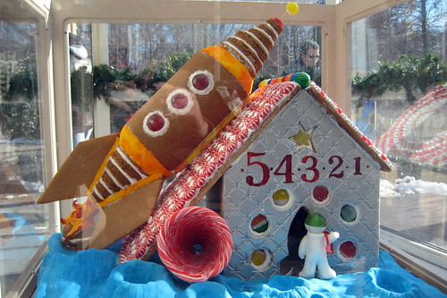 NYC - Bronx - New York Botanical Garden: Gingerbread Adventures