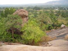 view (aanjhan) Tags: trekking bangalore rappelling rbin ramnagar chimneyclimbing