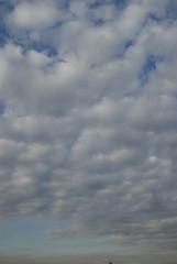 もこもこな空 / cloud
