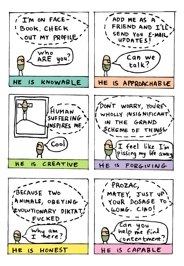 he-is-knowable