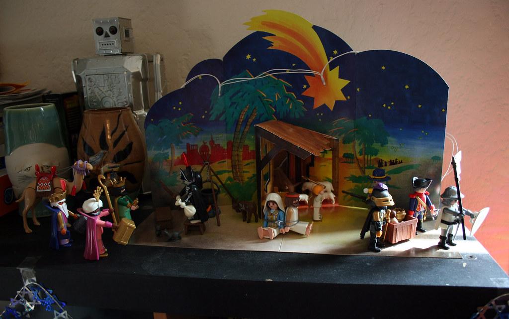Playmobile Nativity Scene