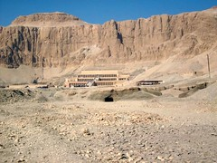 Egypt, Day 4, Hatshepsut's Funeral Temple