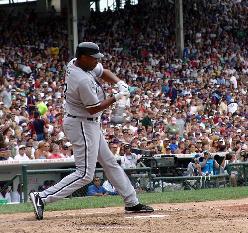 Jermaine Dye fantasy baseball